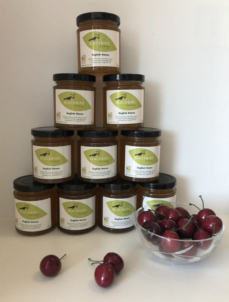 Introducing Blackbird Farming English Honey